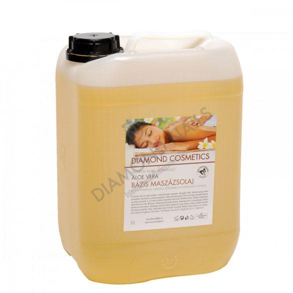 Illatmentes Bázis Masszázsolaj a NMA ajánlásával 5 liter