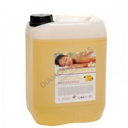 Aloe Vera-Citromfű Masszázsolaj 5 liter