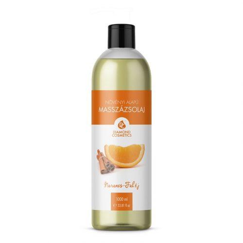 Narancs-Fahéj Illatú Masszázsolaj 1 liter