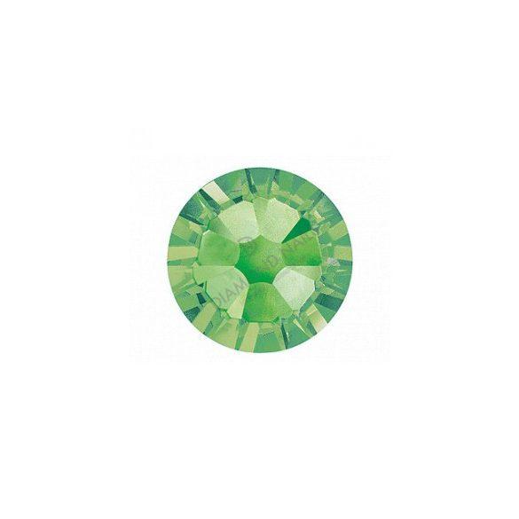 Swarovski v.zöld SS3 kristály  100db