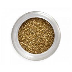 Arany díszítő golyó - XL
