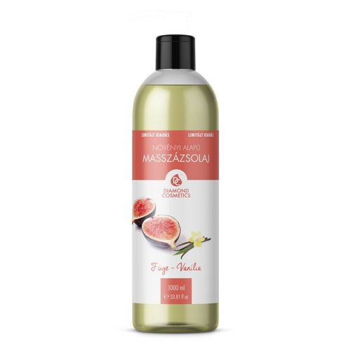 Füge-Vanília Masszázsolaj 1 liter