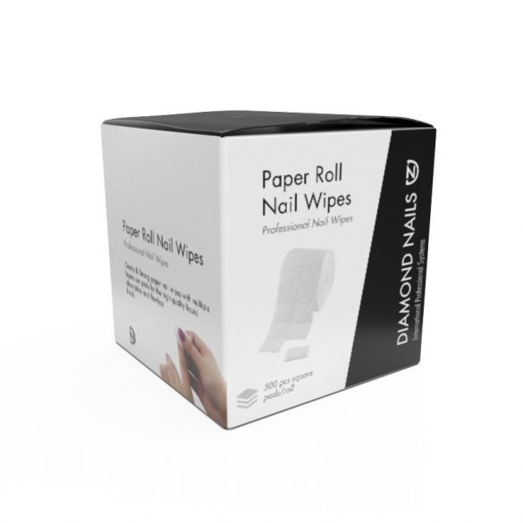 Papírtörlő lap 500db dobozos