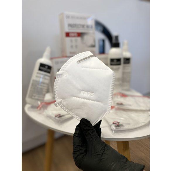KN95 több rétegű, légzésvédelmi szájmaszk