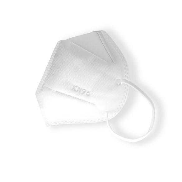 KN95 (FFP2) több rétegű, légzésvédelmi szájmaszk