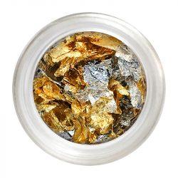Füst fólia - arany-ezüst