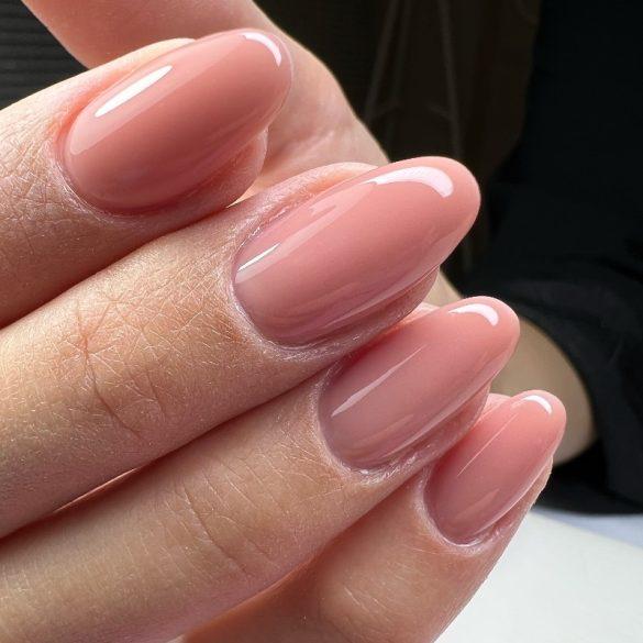 Gél Lakk - Rubber Base - Dusty Pink - Zselé lakk (7 ml)