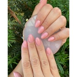 Gél Lakk - Rubber Base - Sweet Pink - Zselé lakk (15ml)