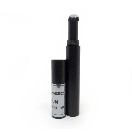 Chrome Por Körömdíszítő Toll - MCB02 - Krómpor Ceruza