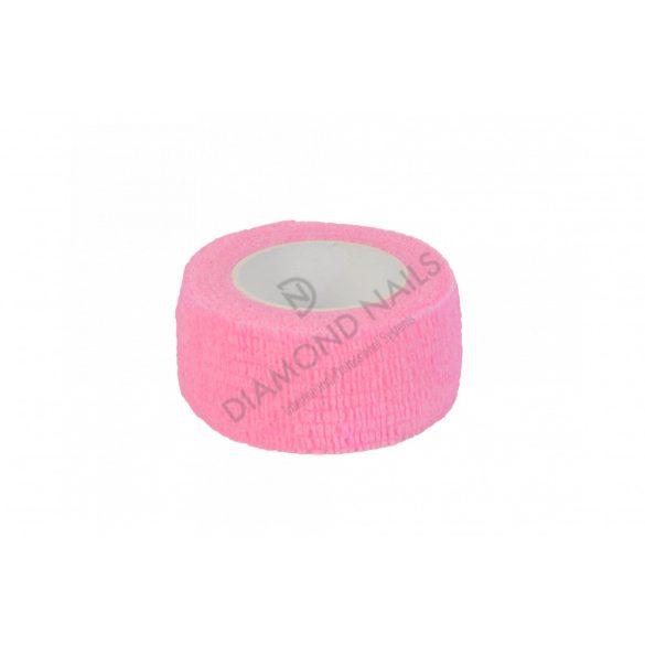 Ujjvédő szalag rózsaszín