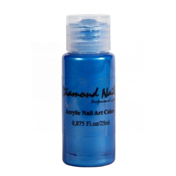 Opál fény kék akril festék 035