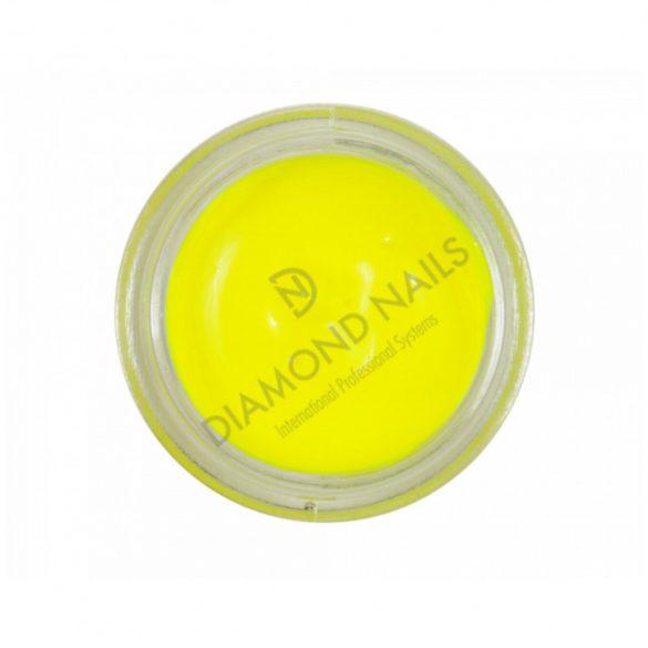 Fluoreszkáló citrom akril festék 037