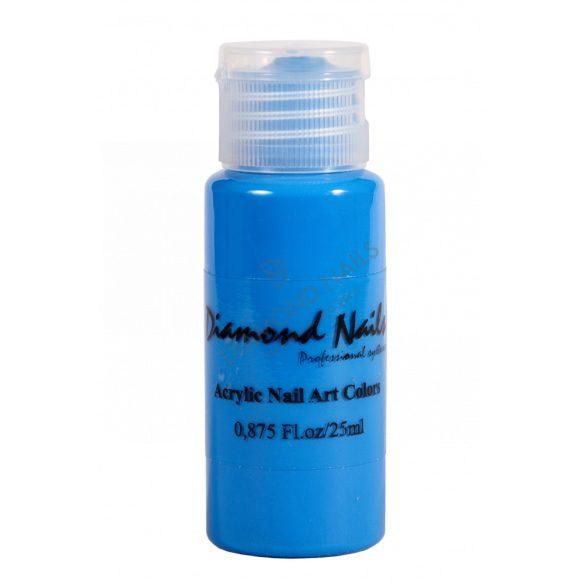 Fluoreszkáló kék akril festék 041