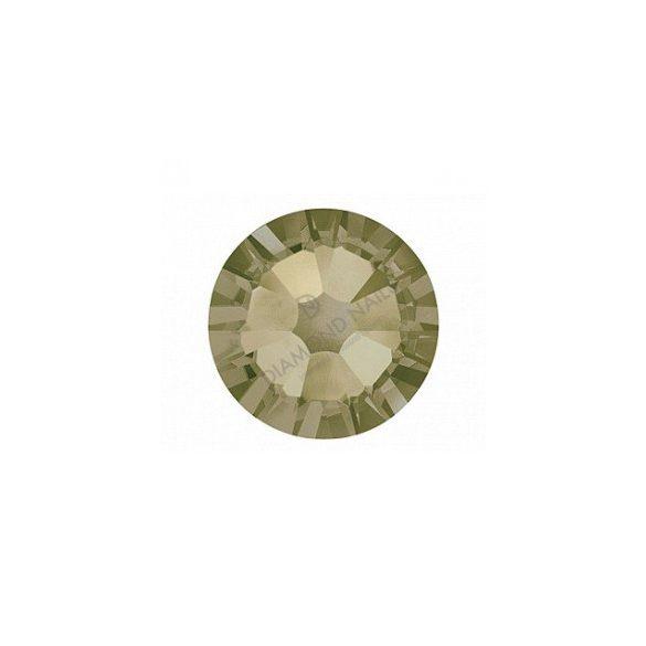Swarovski khaki kerek kristály  SS5 100db