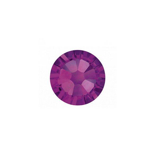 Swarovski amethyst kerek kristály  SS5 100db