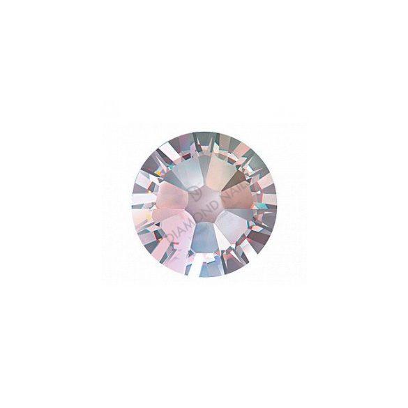 Swarovski aurora SS3 kristály 100db - köröm díszítő kő