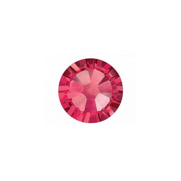 Swarovski indian pink kerek kristály  SS5 100db