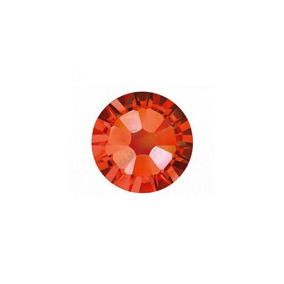 Swarovski korall kerek kristály  SS5 100db