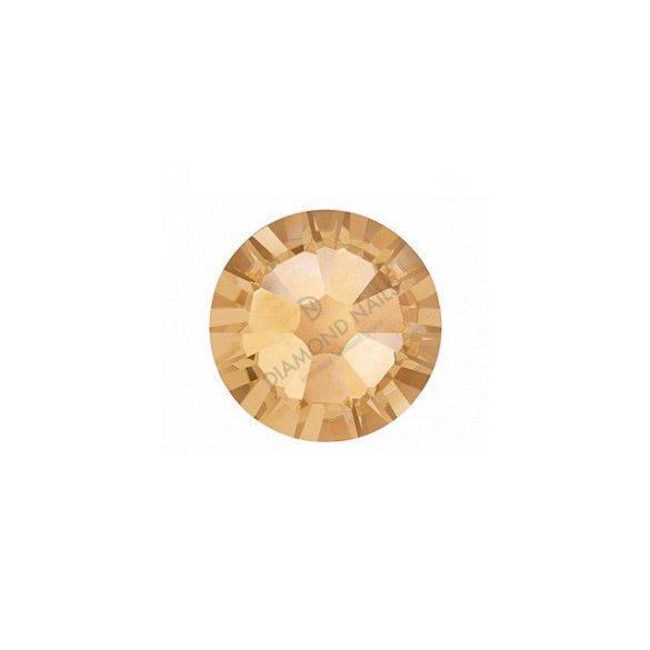 Swarovski arany strasszkő SS3  100db