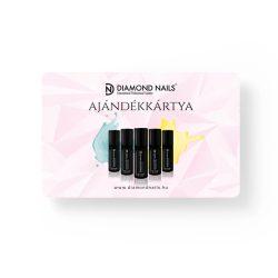 Diamond Nails Ajándék kártya 5000Ft értékű