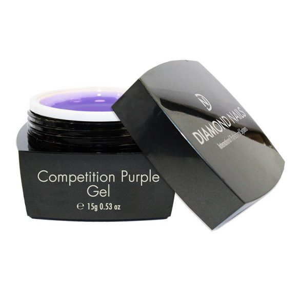 Competition Purple Zselé 15g