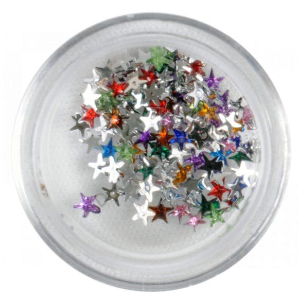 Strasszkő Csillag mix