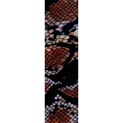 Kagyló lap - kigyó