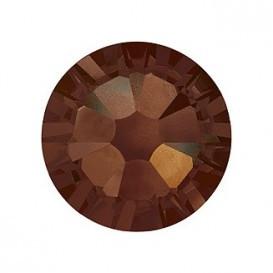 Swarovski barna strasszkő SS5 20db