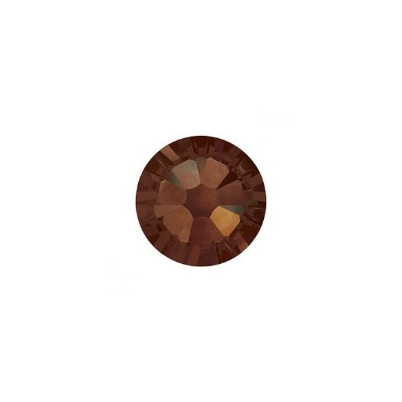 Swarovski barna strasszkő SS5 50db