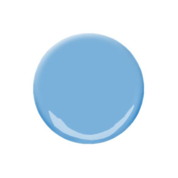 Vízhatású kék színes zselé 060