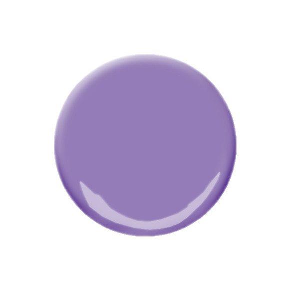 Vízhatású lila színes zselé 061