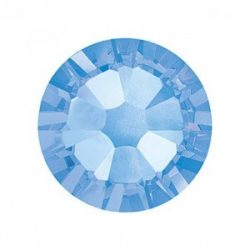 Swarovski világos kék strasszkő