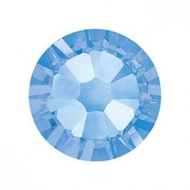 Swarovski v.kék strasszkő SS5 50db