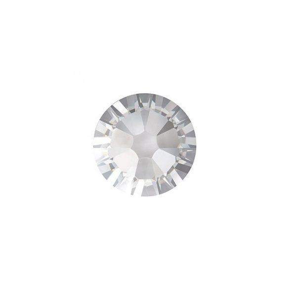 Swarovski   SS10  méretű ezüst kerek kristály 100db