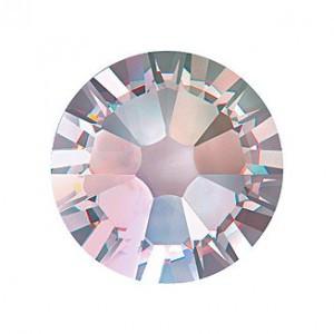 Swarovski auróra kerek kristály  SS5 100db