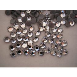 Ezüst sw.kristály 50db (vasalható)