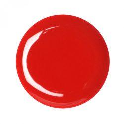 Piros színes zselé 006
