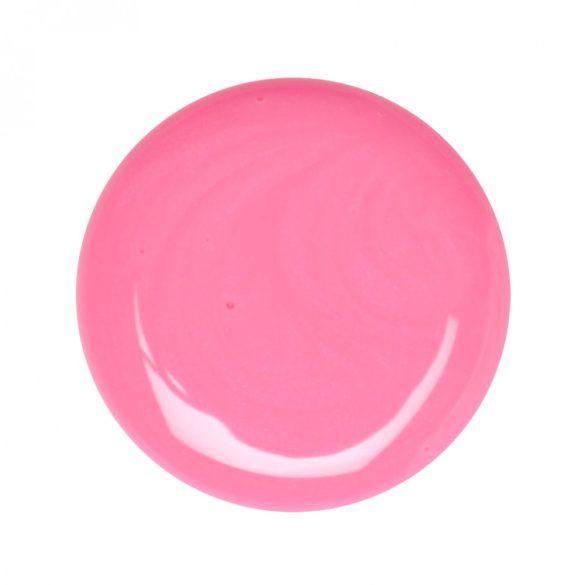 Gyöngyház rózsaszín színes zselé 014