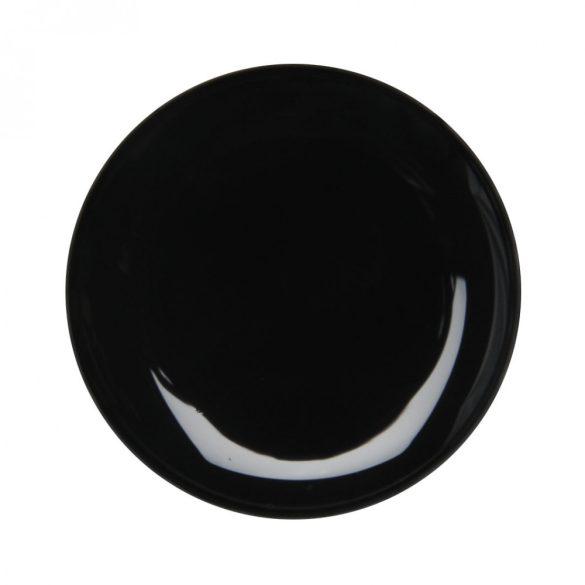 Fekete színes zselé 018