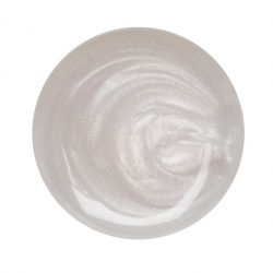 Gyöngyház fehér színes zselé 028