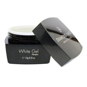 Üvegszálas White Gel 15g