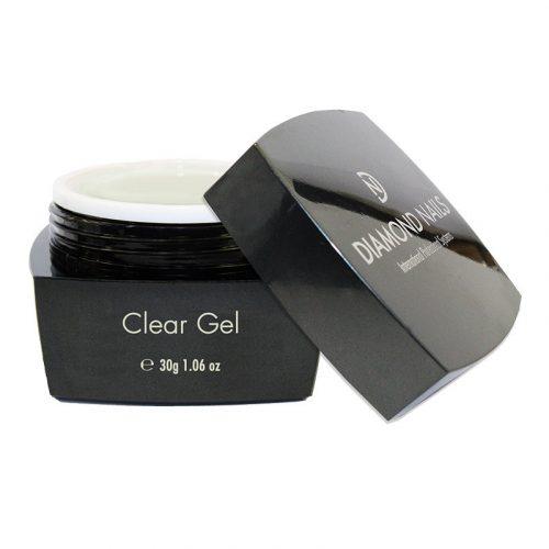 Lágy Clear Gel 30g