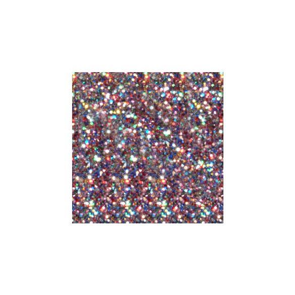 Színes porcelánpor - Multicolor csillám