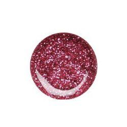 Rózsaszín csillám zselé 076