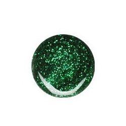Zöld csillám zselé 073