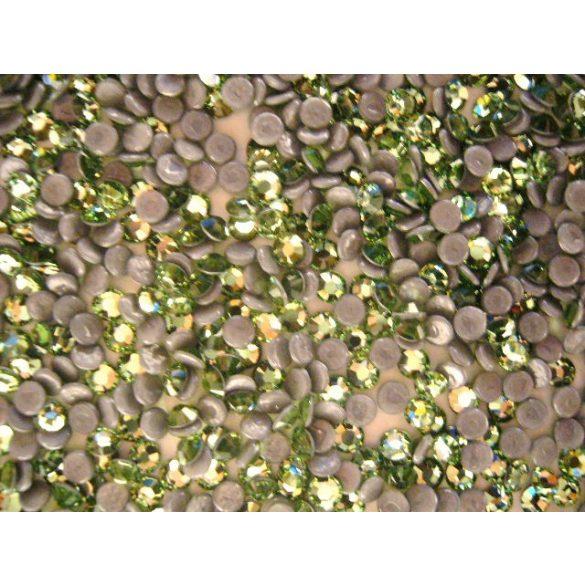 Világoszöld sw.kristály 20db (vasalható)