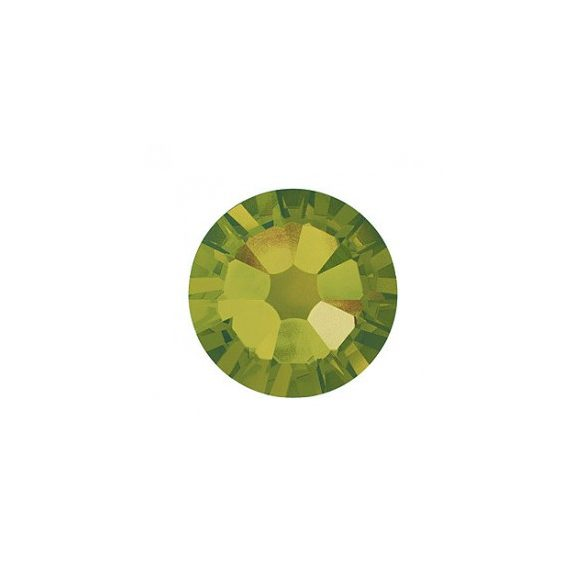 Swarovski   SS10  méretű oliva kerek kristály 100db