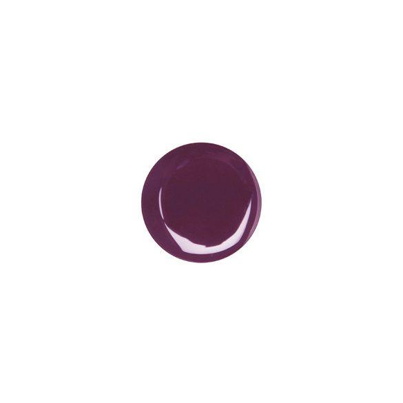 Mély lila színes zselé 038