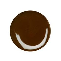 Csokoládébarna színes zselé 039