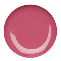 Matt rózsaszín színes zselé 046